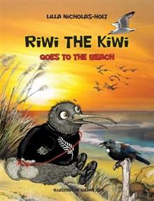 Riwi the Kiwi Goes to the Beach