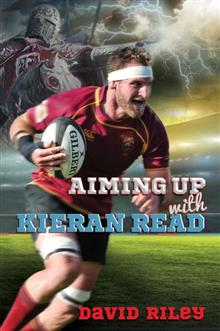 Aiming Up with Kieran Read