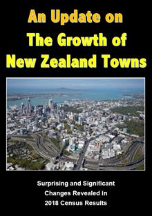 An Update On the Growth of New Zealand Towns