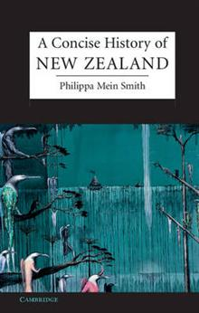 Cambridge Concise Histories: A Concise History of New Zealand