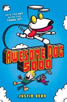 Awesome Dog 5000: Book 1