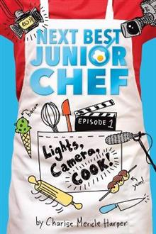 Lights, Camera, Cook! Next Best Junior Chef Series, Episode 1