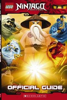 Lego Ninjago: Masters of Spinjitzu: Official Guide