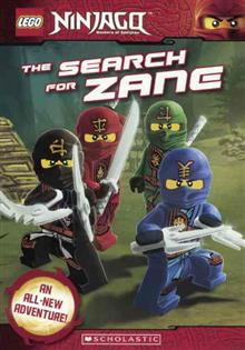 Lego Ninjago: The Search for Zane