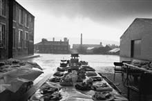 Jubilee Street Party, Elland, Yorkshire,1977: from 'Bad Weather'