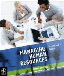 Managing Human Resources 4e iStudy Version 1 Registration Card