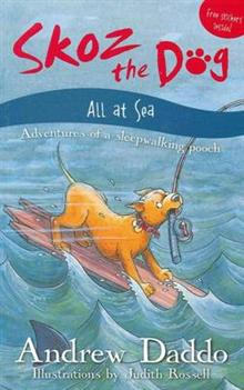 Skoz the Dog: All at Sea