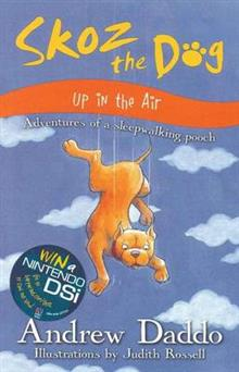 Skoz the Dog: Up in the Air
