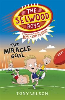 The Miracle Goal (The Selwood Boys, #2)