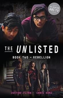 The Unlisted: Rebellion (Book 2)