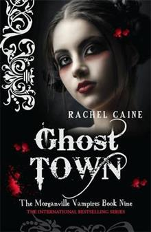 Ghost Town: The bestselling action-packed series