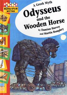 Hopscotch: Myths: Odysseus and the Wooden Horse