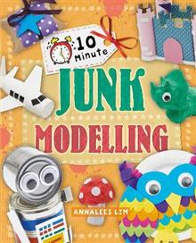 10 Minute Crafts: Junk Modelling