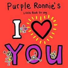 Purple Ronnie's I Heart You