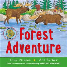 Forest Adventure: Fantastic Forest