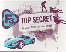 Top Secret: A Family Event for Your Church