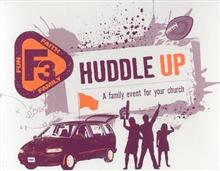 Huddle Up: A Family Event for Your Church