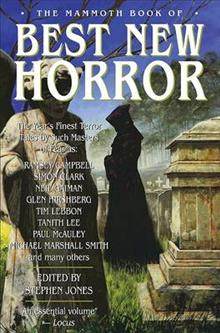 The Mammoth Book of Best New Horror: v. 15