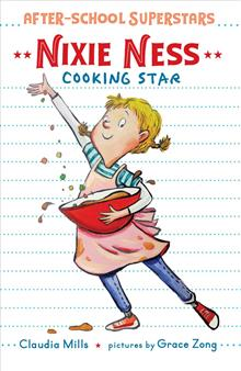 Nixie Ness: Cooking Camp Star