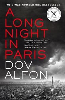 A Long Night in Paris: Winner of the Crime Writers' Association International Dagger