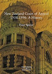 New Zealand Court of Appeal 1958-1996: A History