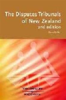 The Disputes Tribunals of New Zealand