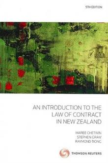 An Introduction to the Law of Contract in New Zealand