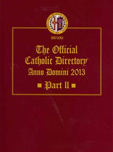 The Official Catholic Directory, Part 2