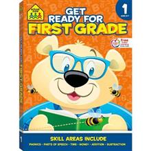 Get Ready for First Grade 1 Ages 6-7