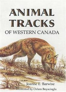 Animal Tracks of Western Canada