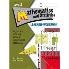 ESA Mathematics & Statistics Learning Workbook Level 2 Year 12