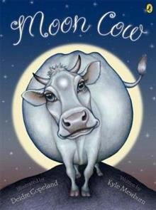Moon Cow: English and te reo Maori