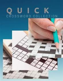 Quick Crossword Collection: USA Word Search, Puzzles, Facts, and Fun Ultimate Word Puzzle Book for Adults Teenagers and Much More.