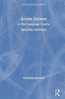 Access German: A First Language Course
