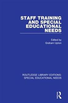 Staff Training and Special Educational Needs