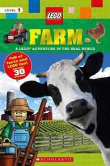 Farm: A Lego Adventure in the Real World