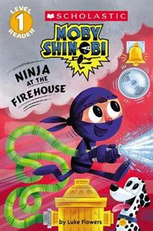 Ninja at the Firehouse