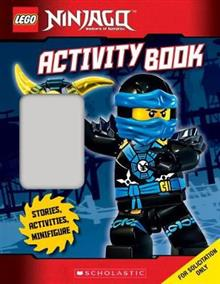 LEGO Ninjago: Ninja Vs. Dragon Hunters + Minifigure