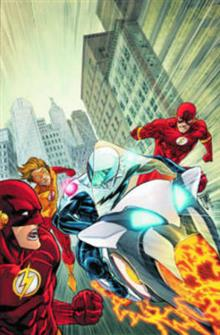 Flash TP Vol 02 The Road To Flashpoint