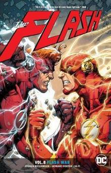 The Flash Volume 8: Flash War
