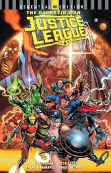 Justice League: The Darkseid War: Essential Edition