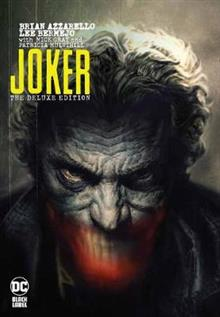 Joker by Brian Azzarello: The Deluxe Edition