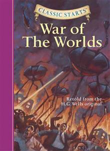 Classic Starts (R): The War of the Worlds