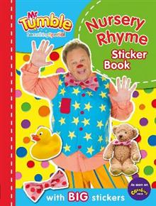 Something Special: Nursery Rhyme Sticker Book