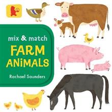 Mix and Match: Farm Animals