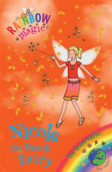 Rainbow Magic: Nicole the Beach Fairy: The Green Fairies Book 1