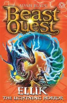 Beast Quest: Ellik the Lightning Horror: Series 7 Book 5