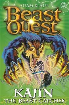 Beast Quest: Kajin the Beast Catcher: Series 12 Book 2