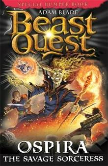 Beast Quest: Ospira the Savage Sorceress: Special 22