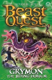 Beast Quest: Grymon the Biting Horror: Series 21 Book 1